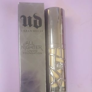 Urban Decay All Nighter Bundle of 2 Shade 4.0